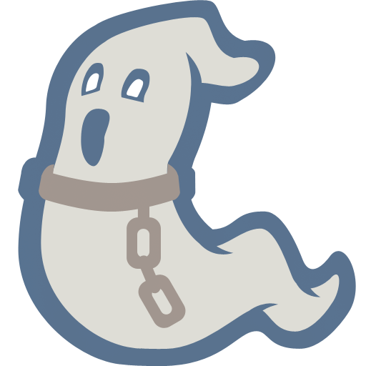 Ghost Icon | Halloween Iconset | IconCreme