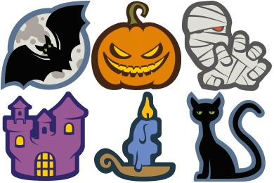 Halloween Icons