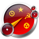 http://icons.iconarchive.com/icons/iconcubic/soviet/128/Dock-Dashboard-icon.png