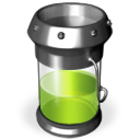 Dock-Trash-full icon