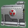 Folder-Burn-Folder icon