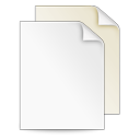 Sidebar Documents icon