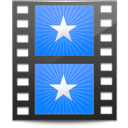 Sidebar Movies Blue icon