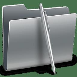 3D Docments Alt icon