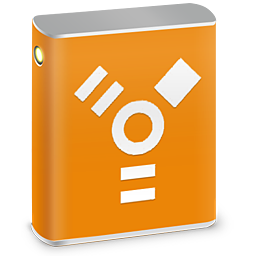 External HD Firewire icon
