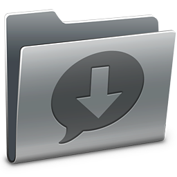 iChat Downloads icon