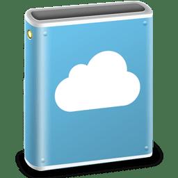 iDisk MobileMe icon