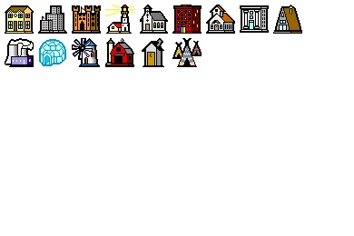 Main Street Icons
