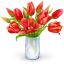 http://icons.iconarchive.com/icons/icondrawer/gifts/64/bouquet-icon.png