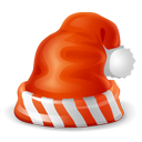 santa cap icon