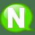 Speech-balloon-green-n icon