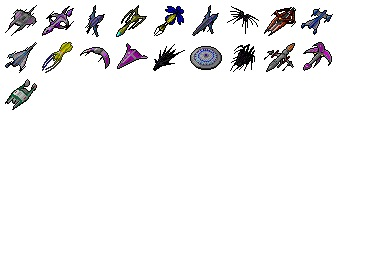 Babylon5 Aliens Icons
