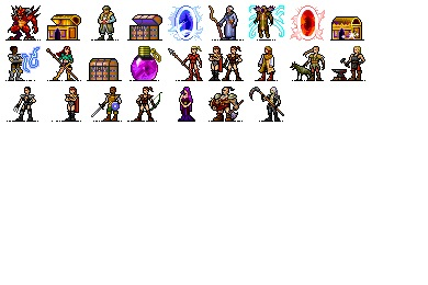 Diablo 2 Icons