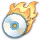 Burn application icon