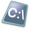 Dos batch file icon