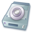 external drive icon
