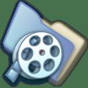 folder video icon