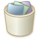 recyclebin full icon