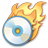 Burn-application icon
