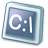 Dos-application icon
