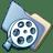 Folder-video icon