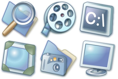 Pastel Icons