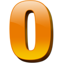 Letter o icon