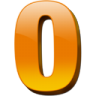 Letter-o icon