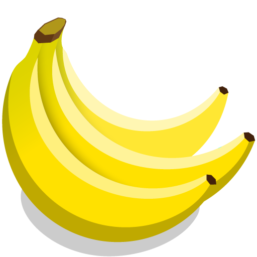 bananas png - photo #29
