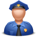 officer man icon