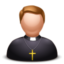 priest man icon