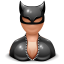 catwoman girl icon