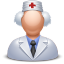 doctor man icon