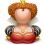 royal queen icon