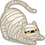 cat mummy icon