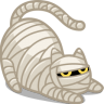 Cat-mummy icon