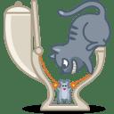 cat torture icon