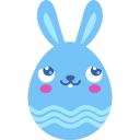 Blue-blush icon