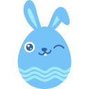 Blue-wink icon