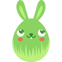 Green-blush icon
