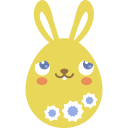 yellow blush icon