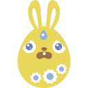 yellow scared icon