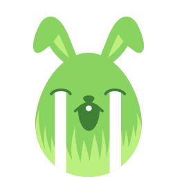 Green cry icon