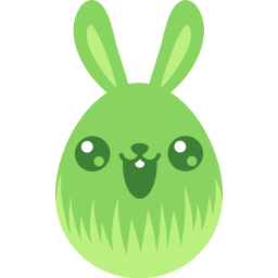green cute icon