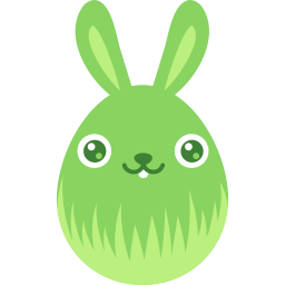 Green smile icon