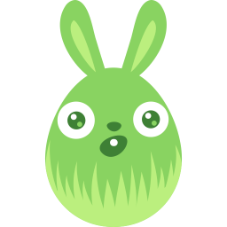 green surprised icon