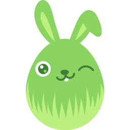 Green wink icon