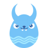 Blue-demon icon