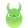 Green-demon icon