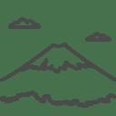 Japan fuji icon